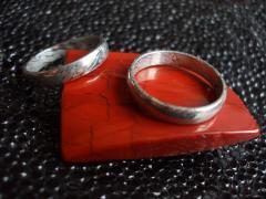 Damaszk jeggyűrűk