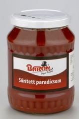 Baron 700g sűrített paradicsom 28/30 Ref% üveges