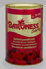 Ketchup üveges Baroness