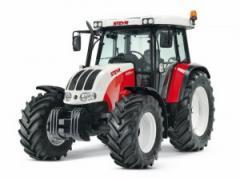 Traktorok Steyr
