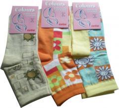 Colours női zokni