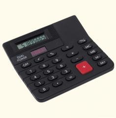 8 számjegyes asztali számológép