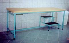 Belgyógyászati vizsgálóasztal