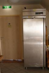 Polaris, rozsdamentes, 600 literes háttérhűtő