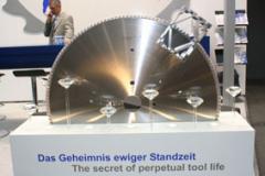 DIA-körfűrészlap 1300 mm átmérővel
