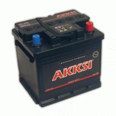 Akkumulátortelepek 12 V 44 Ah jobb+ Akksi