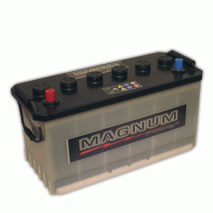 Stacionárius akkumulátortelepek 12 V 135 Ah Magnum