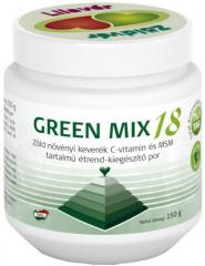 Green Mix 18 zöld növényi keverék por