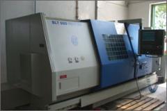 CNC vezérlésű esztergagép
