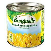 Konzerv kukorica