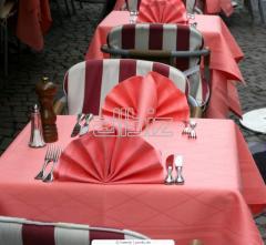 Éttermi textiliák