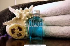Wellness textíliák