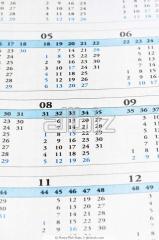 Várandós naptár