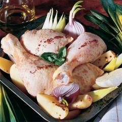 Friss csirke