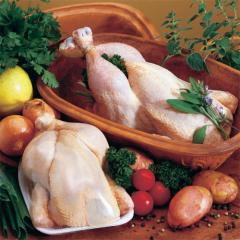 Friss csirke zsigerelve