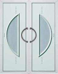 Műanyag külső ajtók