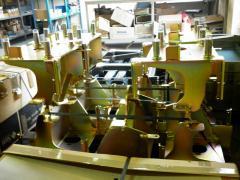 Ipari seprőgépek alkatrészei