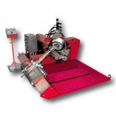 HG01 hidraulikus gumiszerelőgép