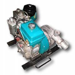 Diesel-motoros szivattyú