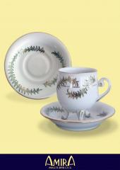 Porcelán edény
