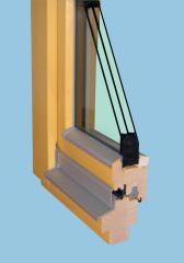 Natúr-line ablakcsalád