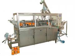 Vízszintes lapostasakoló gépek HTA 14 - 20