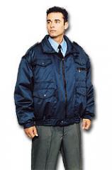 Férfi téliesített dzseki kivehető béléssel,