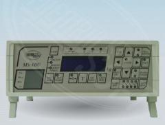 Mikroprocesszoros tömegmérő műszer