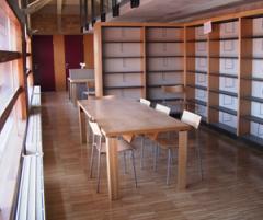 Irodabútor könyvtárban is