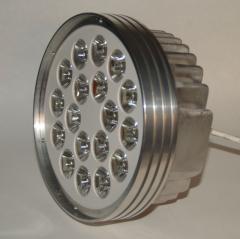 LED-es lámpák D125-18C