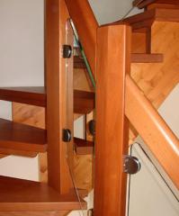 Lépcső oszlopok, karfák