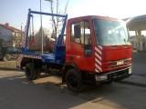 Használt iveco eurocargo konteneres 2-5 t