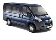 Kombi minibusz