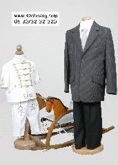 Bocskai ruhák és Huszárruhák is gyerekeknek