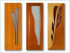 Papírrácsbetétes lakköntött és dekorfóliás ajtók