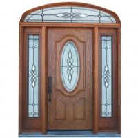 6 légkamrás műanyag bejárati ajtó