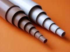 Vékony falú, MÜ III-as hajlékony műanyag védőcsövek