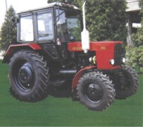 MTZ típusú traktorok (Belorusz)