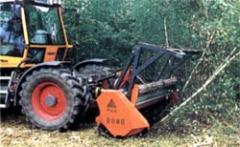 Erdészeti bozótirtó adapterek