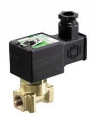 Solenoid-operated valve
