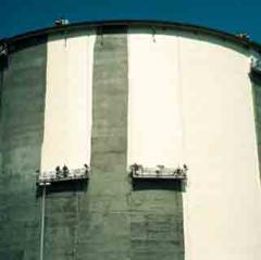 Homlokzat- és betonfelület védelem