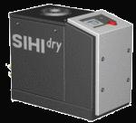Száraz üzemű vákuumszivattyúk SIHIdry V változat