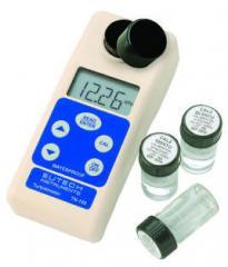 TN-100 hordozható turbidiméter