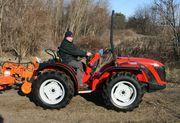 Antonio Carraro Tigre 4000 és 4400 F traktorok