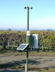 AGROMET automata növényvédelmi állomás