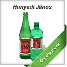Hunyadi János glaubersós gyógyvíz