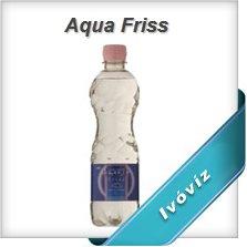 Aqua Friss termékcsalád