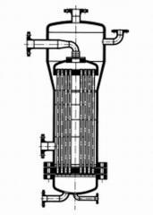 WAT-DW Gőz/víz hőcserélő