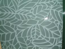 Egyedi mintás üvegek