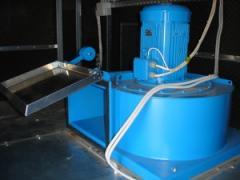 U S-FHN ventilátorsorozat